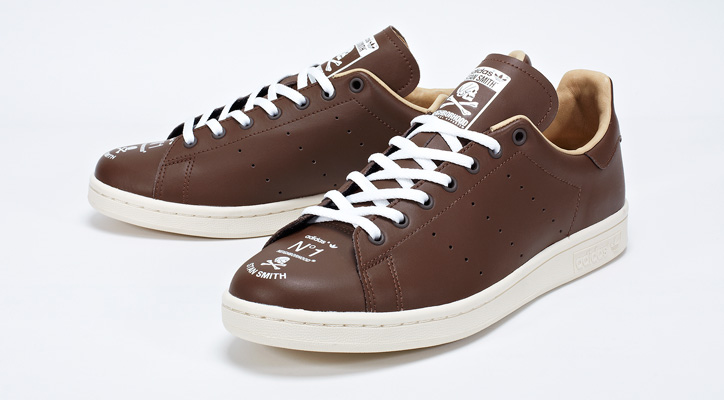 "Photo01 - Consortium STAN SMITH Collaboration Pack 第3弾としてadidas Consortium x Neighborhood ""Stan Smith NBHD""が発売"