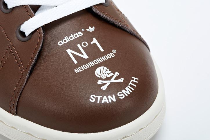 "Photo03 - Consortium STAN SMITH Collaboration Pack 第3弾としてadidas Consortium x Neighborhood ""Stan Smith NBHD""が発売"