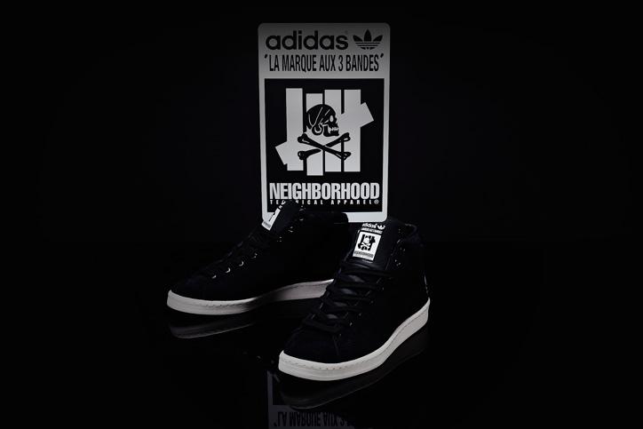 Photo03 - adidas Consortium x UNDEFEATED x NEIGHBORHOOD 2014 SS コレクションが発売