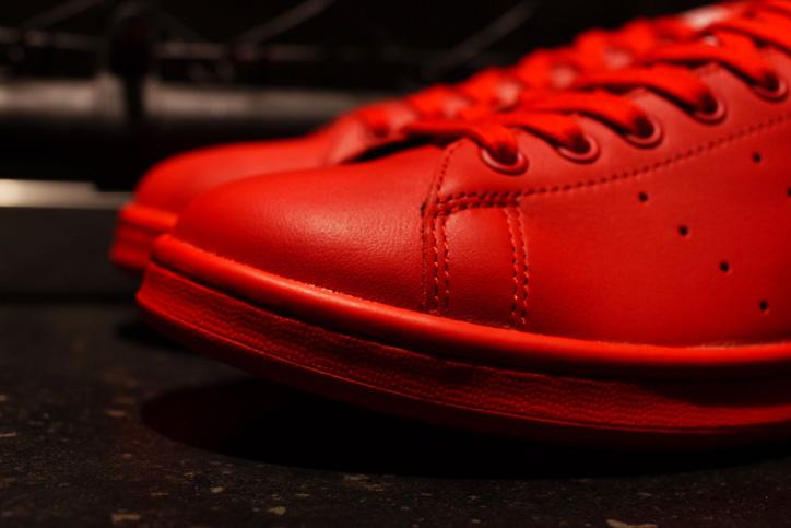 "Photo04 - adidas ConsortiumよりPharrell Williams氏が提案するadidas PW STAN SMITH ""SOLID PACK""がゲリラリリース"