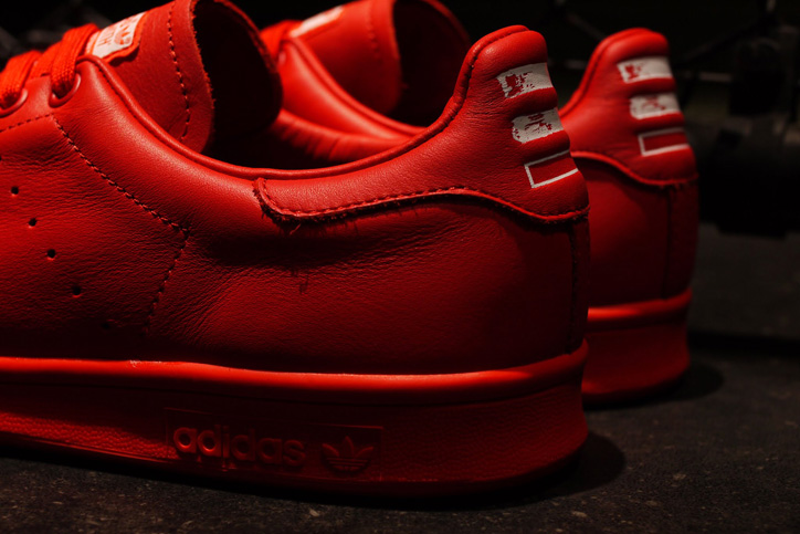 "Photo06 - adidas ConsortiumよりPharrell Williams氏が提案するadidas PW STAN SMITH ""SOLID PACK""がゲリラリリース"