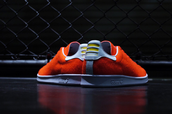 "Photo05 - アディダスよりPharrell Williams氏が提案するadidas PW STAN SMITH TN ""TENNIS PACK II""がリリース"