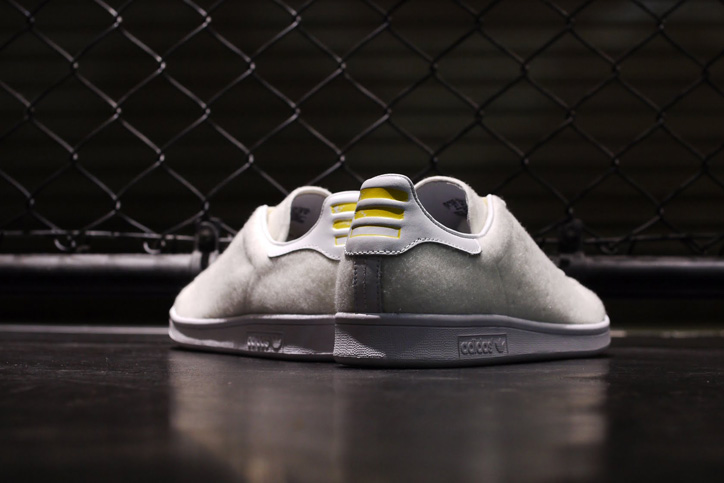 "Photo07 - アディダスよりPharrell Williams氏が提案するadidas PW STAN SMITH TN ""TENNIS PACK II""がリリース"