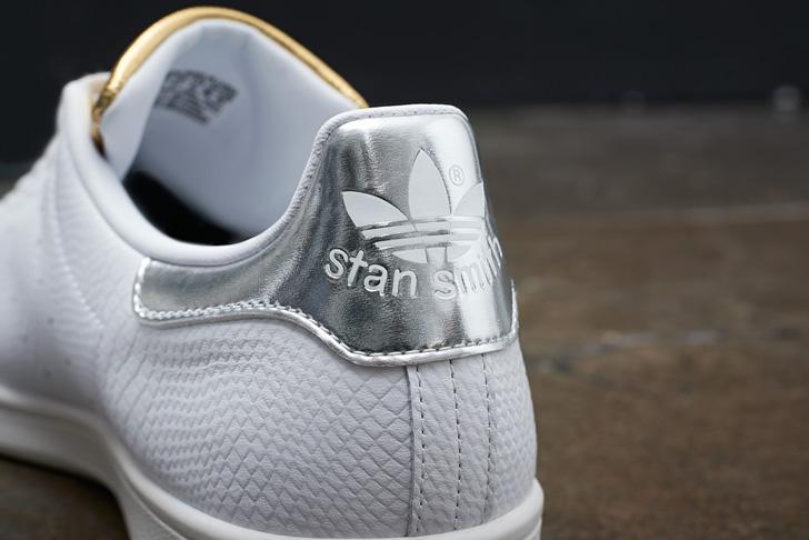 Photo03 - アディダスから、スタイルとシンプルな美しさを持つ Stan Smith 新作登場