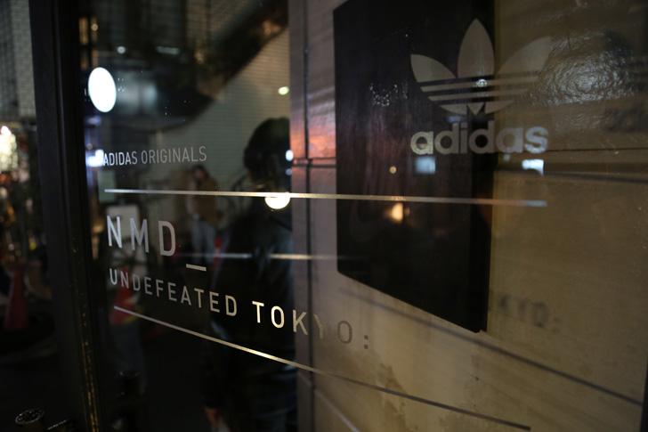 Photo04 - アディダス コンソーシアムより、ニューモデルNMDが世界6都市1000足限定で先行発売