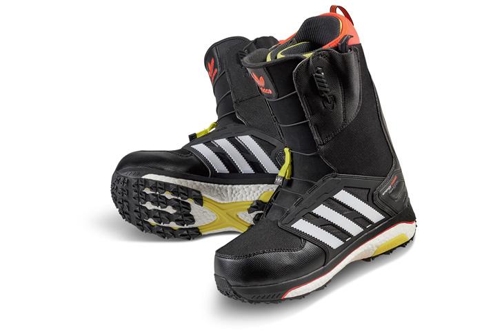 Photo09 - アディダスは、Superstar生誕45周年をセレブレイトしてスノボーディング用にリデザインされたSuperstar Bootを発表