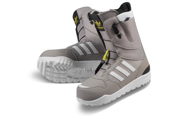 Photo14 - アディダスは、Superstar生誕45周年をセレブレイトしてスノボーディング用にリデザインされたSuperstar Bootを発表