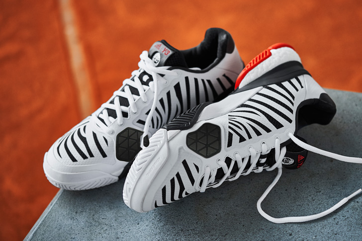 Photo01 - adidas Tennis & Y-3がローラン・ギャロスのためのコレクションROLAND GARROS COLLECTION by Y-3を発表