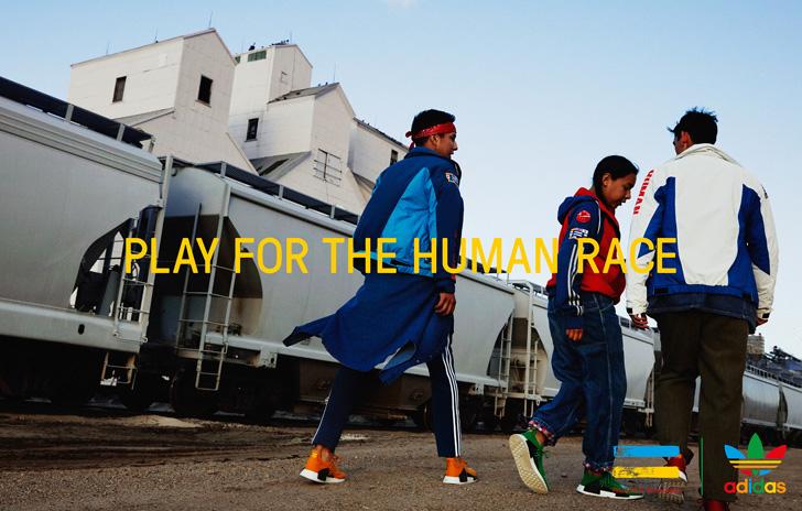 Photo04 - adidas Originals = PHARRELL WILLIAMS 「Hu」コレクションが登場