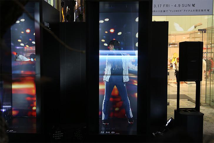 Photo01 - アディダス オリジナルスから、新たなNMD 14モデルをセレブレイトすべく原宿・渋谷にてNOMADIC SHOWCASEを開催