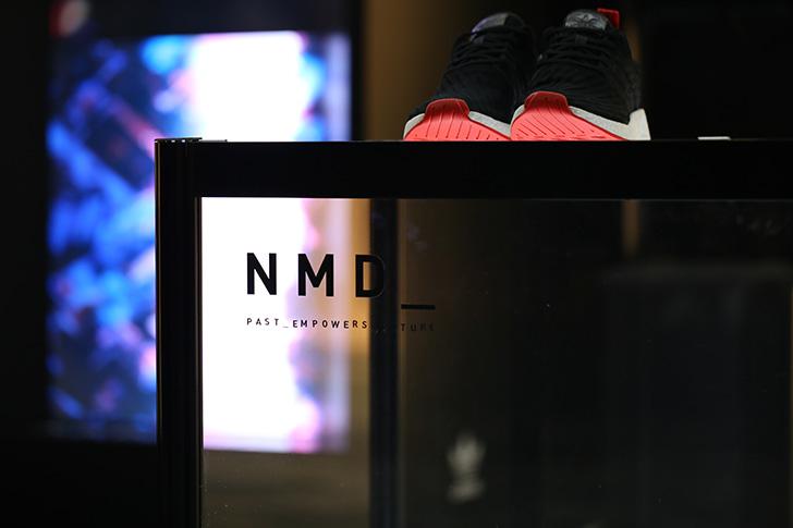 Photo08 - アディダス オリジナルスから、新たなNMD 14モデルをセレブレイトすべく原宿・渋谷にてNOMADIC SHOWCASEを開催