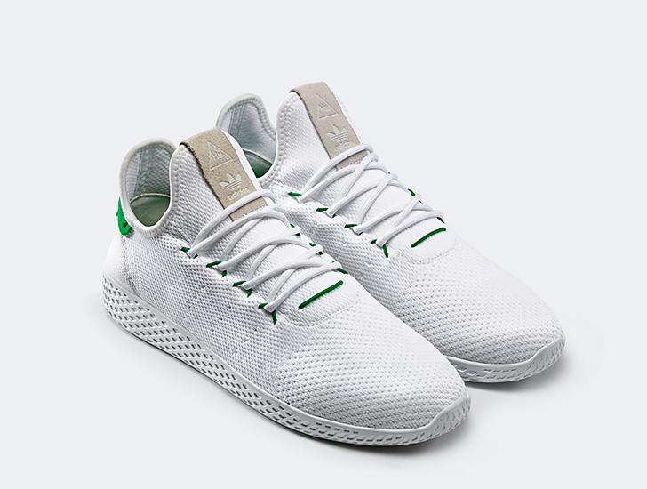 Photo07 - アディダス オリジナルスの名作スタンスミスからインスパイアされた、adidas Originals = PHARRELL WILLIAMS Tennis Huが登場
