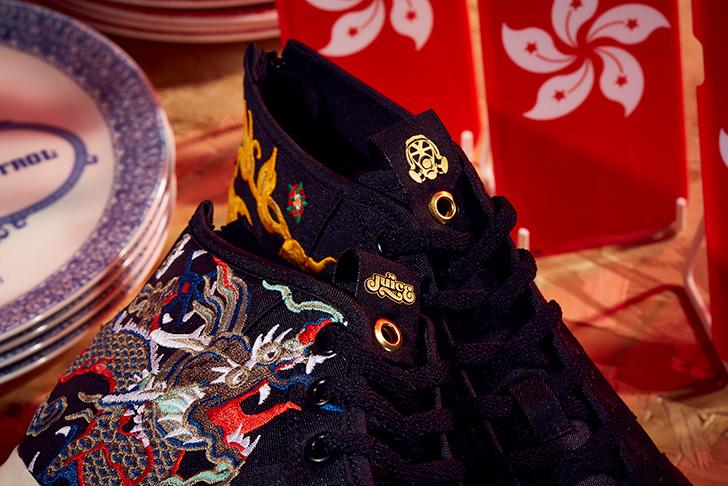 Photo07 - アディダス コンソーシアムから、Sneaker ExchangeとしてJuiceとFootpatrolとのコラボモデルが登場
