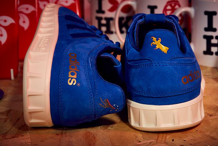 Photo08 - アディダス コンソーシアムから、Sneaker ExchangeとしてJuiceとFootpatrolとのコラボモデルが登場