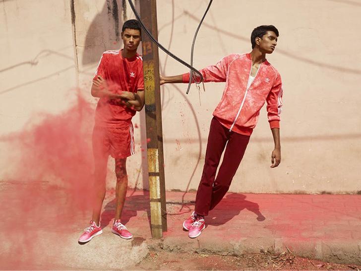 Photo16 - アディダス オリジナルスから、Pharrell Williamsとのコラボレートコレクションadidas Originals = Pharrell Williams Hu Holi Powder Dyeが発売