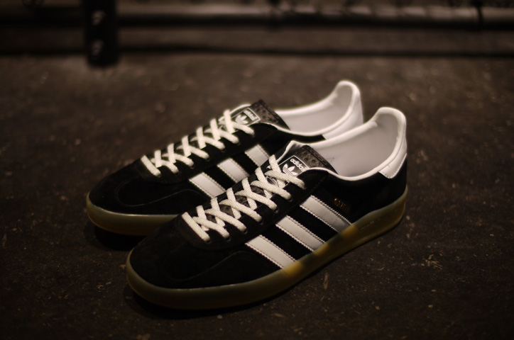 """Photo02 - adidas GAZELLE INDOOR """"ARCHIVE PACK"""" """"LIMITED EDITION"""""""