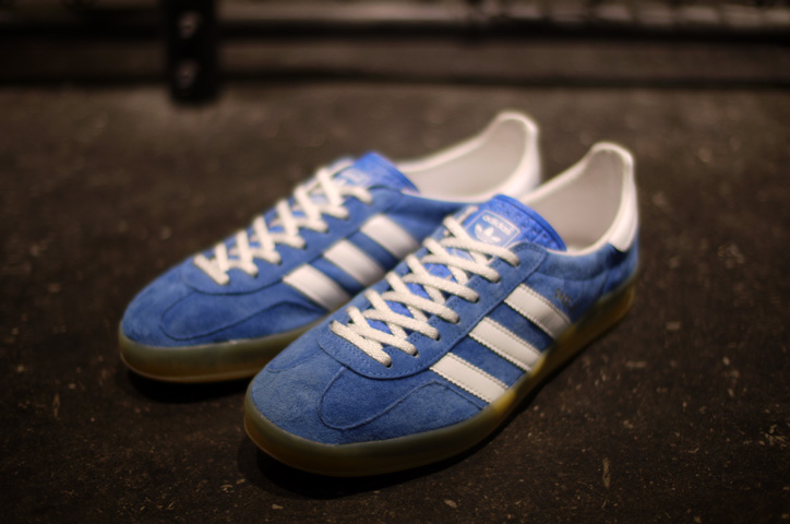 """Photo04 - adidas GAZELLE INDOOR """"ARCHIVE PACK"""" """"LIMITED EDITION"""""""