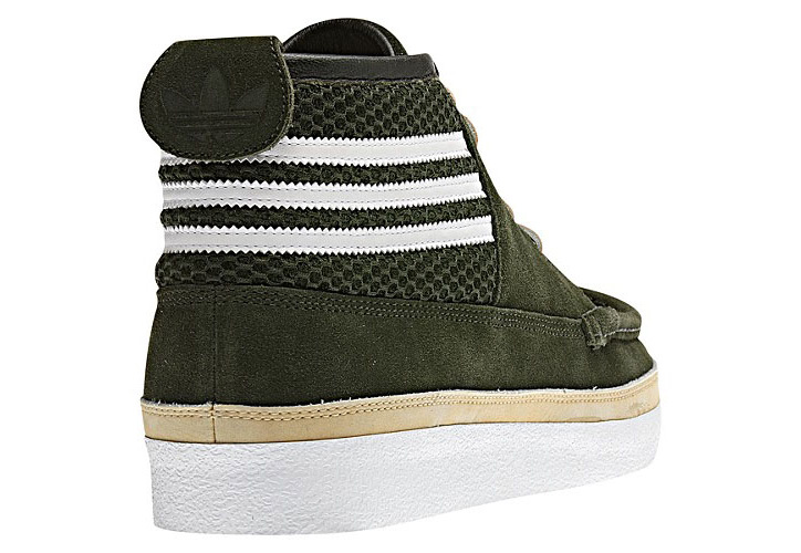 Photo05 - ADIDAS GAZELLE VINTAGE DB EXPRESSO & SOLID GREEN