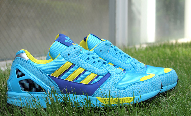 Photo02 - adidas Originals for atmos ZX8000 G-SNK