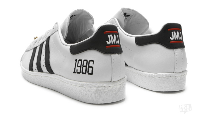 "Photo03 - RUN DMC x ADIDAS SUPERSTAR 80S ""MY ADIDAS"""