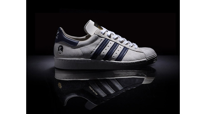 Photo01 - BAPE x adidas Originals Fall/Winter 2011 'B-Sides' Superstar 80s