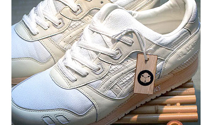 Photo01 - ZILLION x ASICS GEL LYTE III