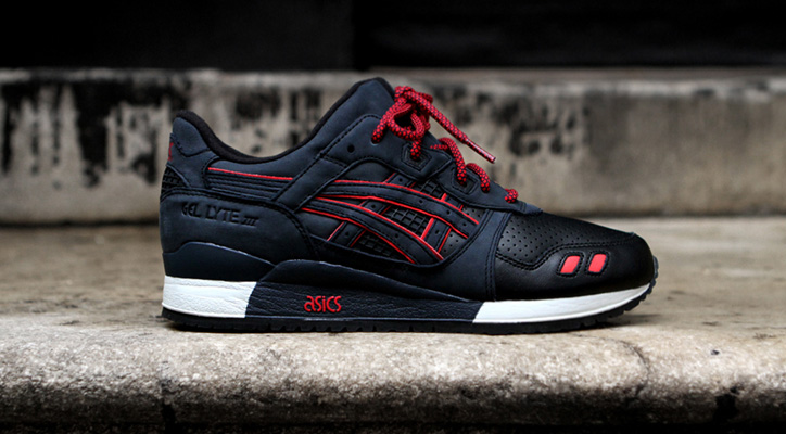 "Photo01 - Ronnie Fieg x ASICS ""Total Eclipse"" Gel Lyte III"