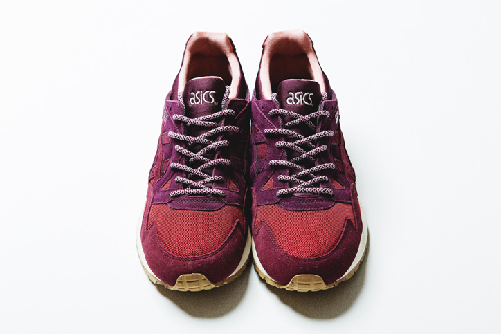 "Photo04 - アシックスは、mita sneakersとのコラボレーションモデル asics GEL-LYTE V ""Dried Rose"" を発売"