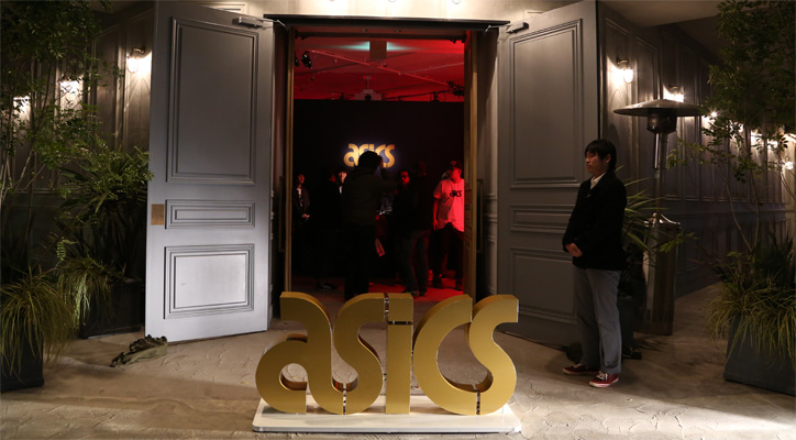 Photo01 - asics tiger Launch Party Recap