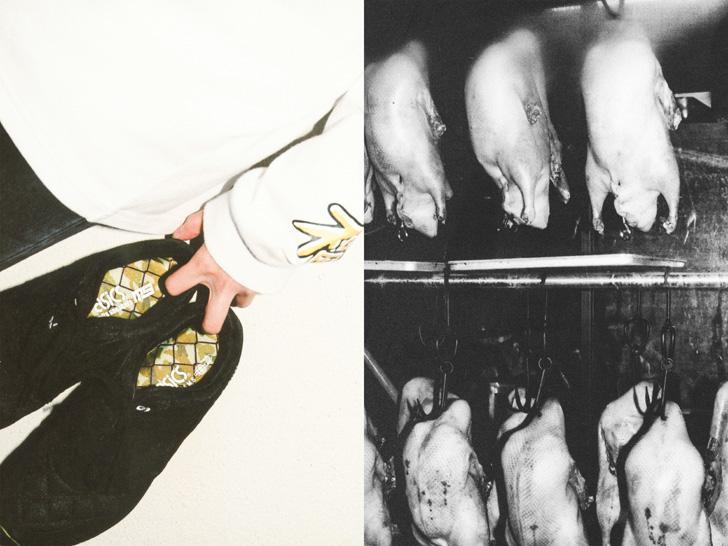 "Photo03 - アシックスタイガーは、スーベニアジャケットから着想を得たBEAMSとmita sneakersによるコラボモデルGEL-LYTE III ""Souvenir Jacket""を発売"
