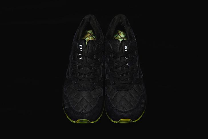 "Photo08 - アシックスタイガーは、スーベニアジャケットから着想を得たBEAMSとmita sneakersによるコラボモデルGEL-LYTE III ""Souvenir Jacket""を発売"