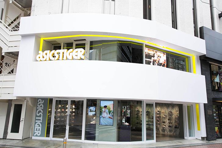 Photo02 - アシックスタイガーは、関東エリア初のコンセプトストアASICSTIGER SHIBUYAをオープン