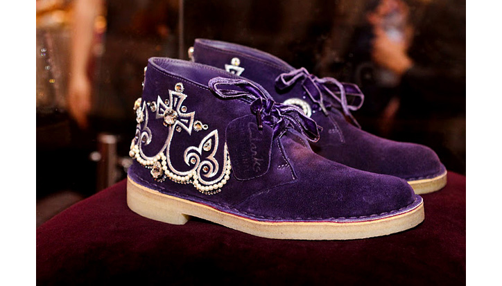 "Photo01 - Clarks Originals ""Crown Jewels"" Desert Boot"