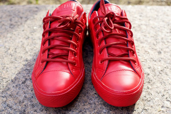 Photo04 - RONNIE FIEG X CONVERSE STAR PLAYER 75 LOW DELUXE RED