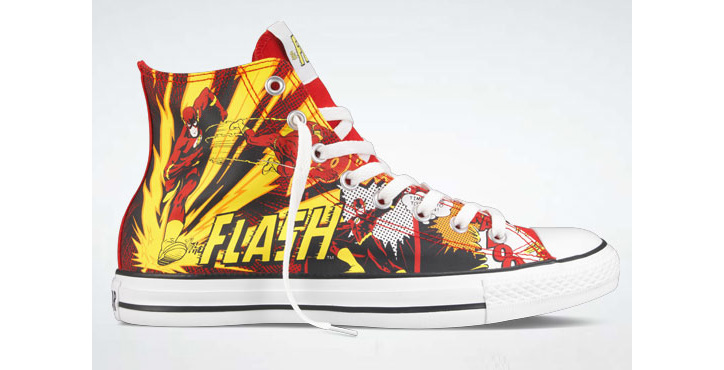 Photo01 - Converse x DC Comics Holiday 2011 Chuck Taylor All Star Hi Collection