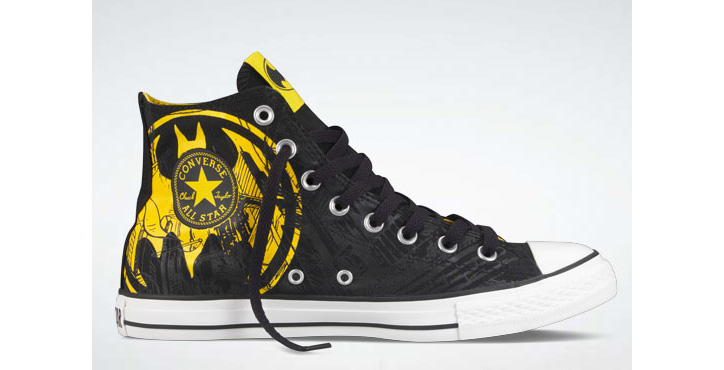 Photo02 - Converse x DC Comics Holiday 2011 Chuck Taylor All Star Hi Collection