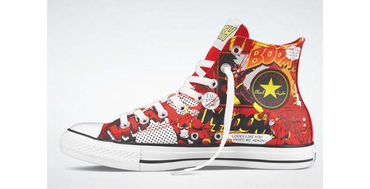 Photo03 - Converse x DC Comics Holiday 2011 Chuck Taylor All Star Hi Collection