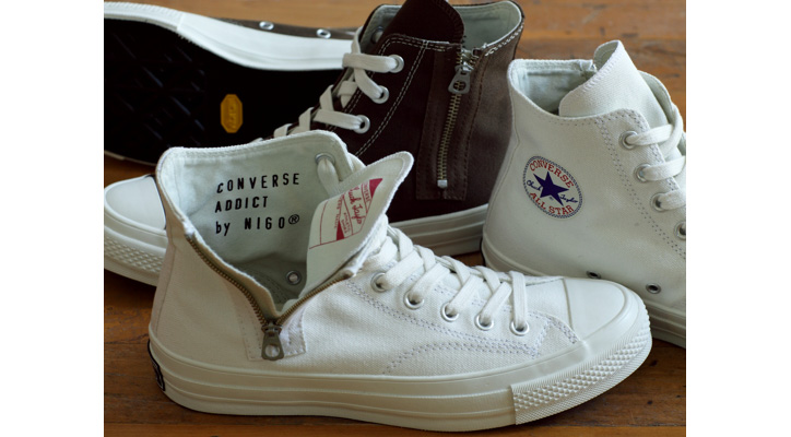 Photo01 - CONVERSE ADDICT by NIGO