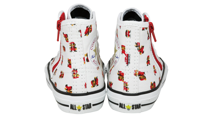 Photo04 - CONVERSE CHILD ALL STAR SUPER MARIO BROS. PS RZ HI