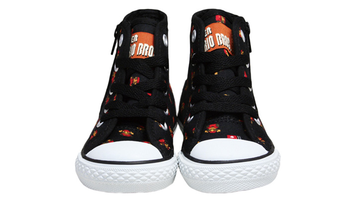 Photo08 - CONVERSE CHILD ALL STAR SUPER MARIO BROS. PS RZ HI