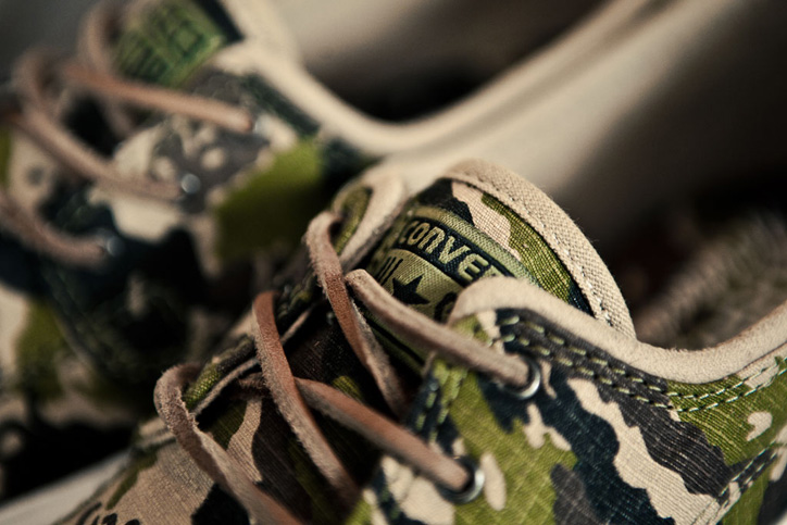 Photo02 - Stussy x Converse 2012 Spring/Summer Sea Star