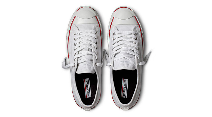 Photo01 - UNDFTD x CONVERSE JACK PURCELL