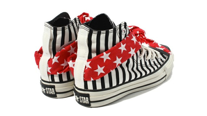 Photo04 - CONVERSE ALL STAR HI BANDANNA