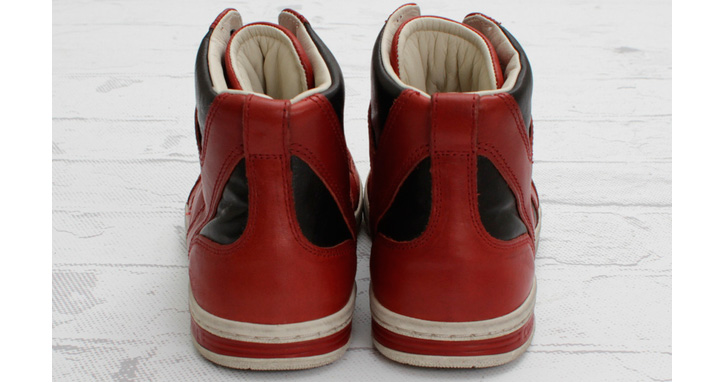 "Photo04 - JOHN VARVATOS FOR CONVERSE WEAPON MID ""FADED ROSE"""