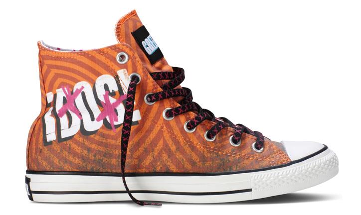 Photo05 - Green Day x Converse Chuck Taylor All Star Hi