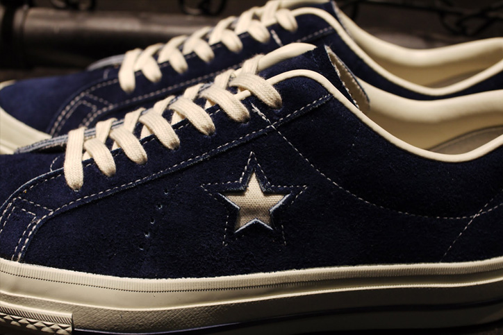 "Photo05 - CONVERSE の新プロジェクト""TIME LINE""より ONE STAR J VTG ""made in JAPAN"" が発売"