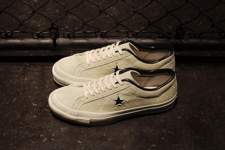 "Photo07 - CONVERSE の新プロジェクト""TIME LINE""より ONE STAR J VTG ""made in JAPAN"" が発売"