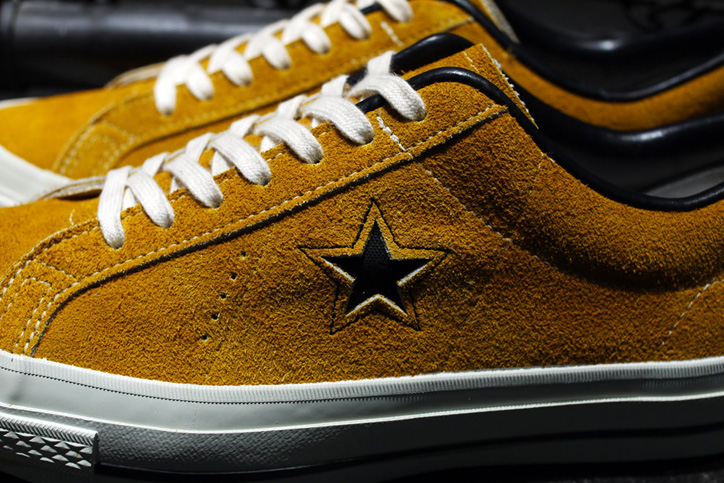 "Photo15 - CONVERSE の新プロジェクト""TIME LINE""より ONE STAR J VTG ""made in JAPAN"" が発売"