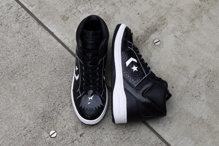 Photo02 - コンバースは、WHIZ LIMITEDとmita sneakersとのコラボレーションモデルWEAPON HI / WZ MSを発売