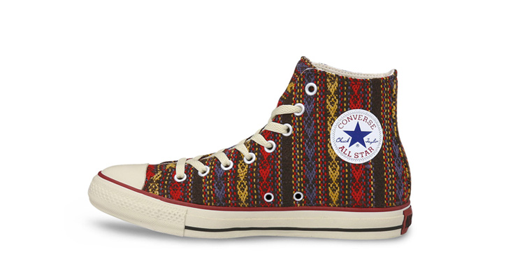 Photo01 - Converse All Star Chuck Taylor 'N-Wool' Hi